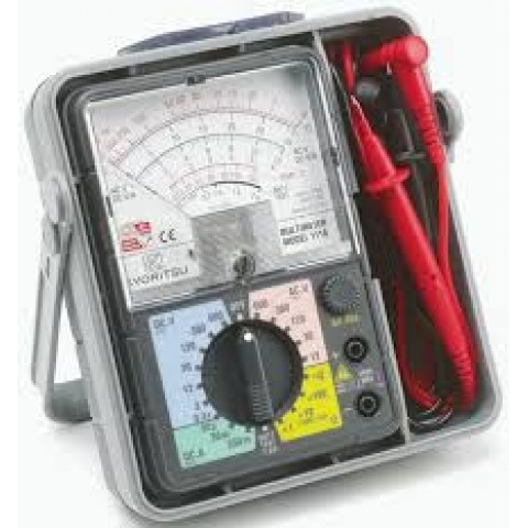 KM 1110 Analogue Multimeters