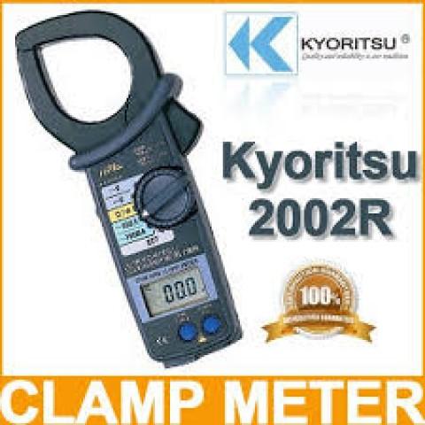KM 2002R AC DIGITAL CLAMP METER