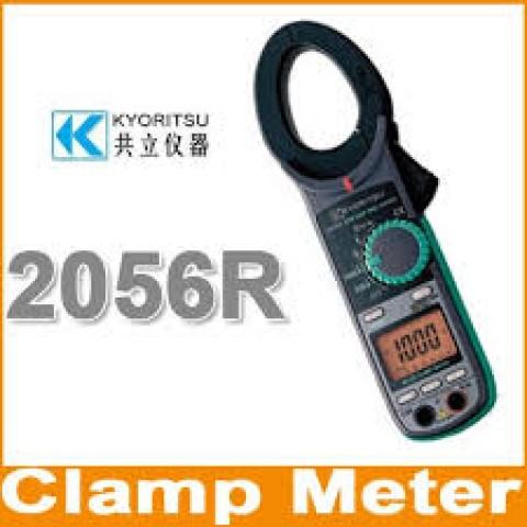 KM 2056R AC/DC DIGITAL CLAMP METERS