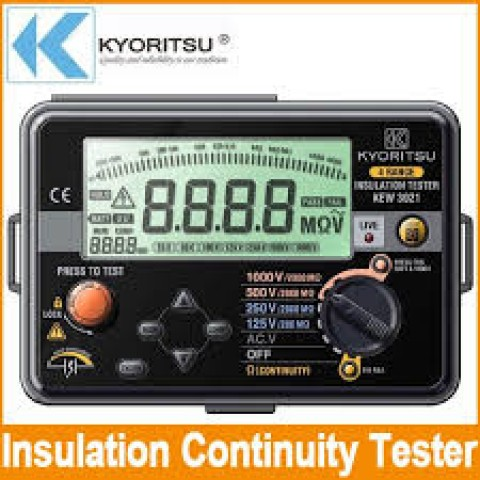 KM 3021A Digital Insulation / Continuity Tester