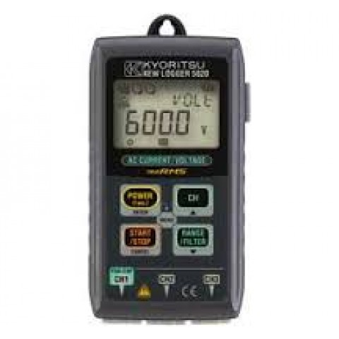 KM 5020 Current and Voltage Logger