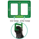KM 8304  Resistor for operation check