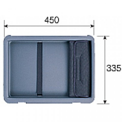 HZ B76-3 PC TRAY FOR B660