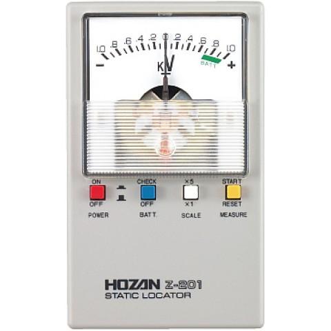 HZ Z201-TA STATIC LOCATOR WITH CALIBRATION CERT
