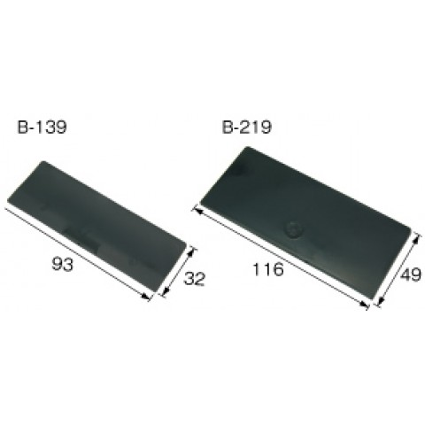 HZ B219 ESD DIVIDERS FOR B218 DRAWER