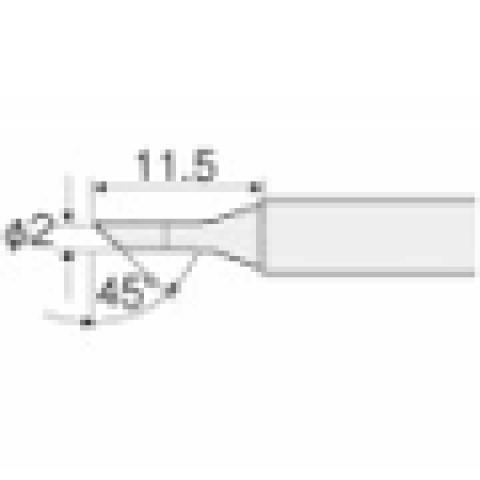 HZ HS51C02 SOLDER TIP