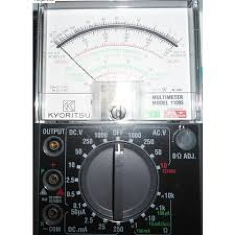 KM 1109S Analogue Multimeter without case
