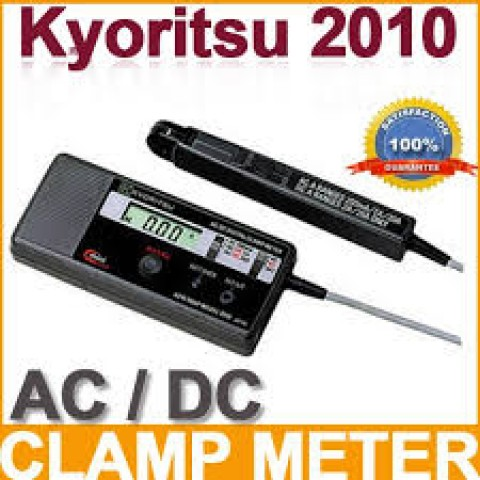 KM 2010 AC/DC DIGITAL CLAMP METER