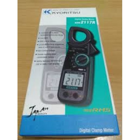 KM 2117R DIGITAL CLAMP METER NEW !!