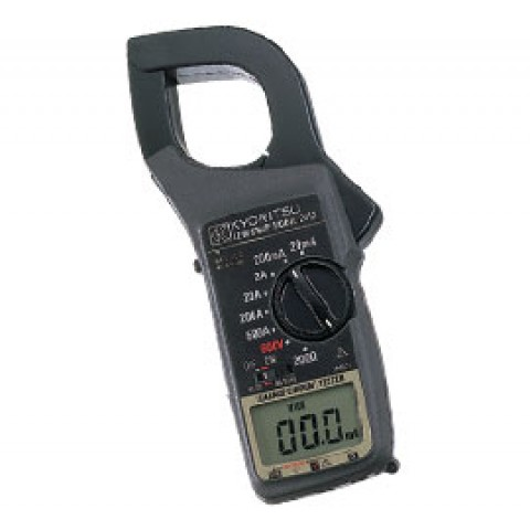 KM 2412 LEAKAGE CLAMP METER