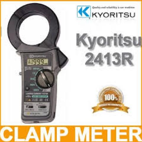 KM 2413R LEAKAGE CLAMP METERS