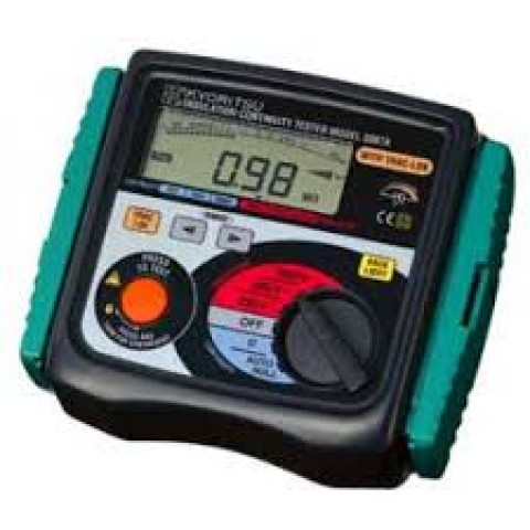 KM 3007A Digital Insulation / Continuity Tester
