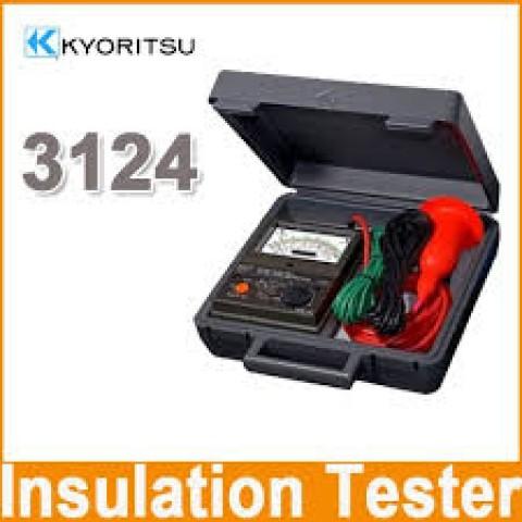 KM 3124 High Voltage Insulation Tester