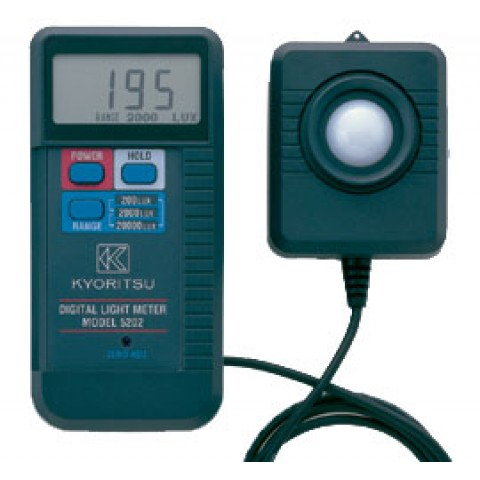 KM 5202 Digital Light Meter