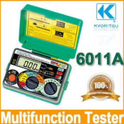 KM 6011A MULTI-FUNCTIONS TESTER
