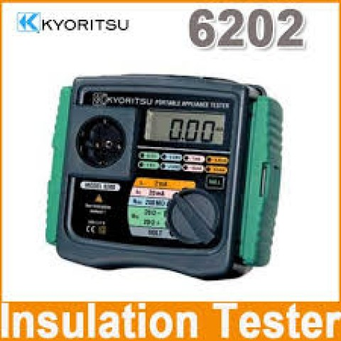 KM 6202 Portable Appliance Tester
