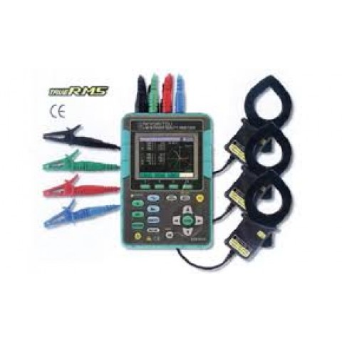KM 6315-01 POWER QUALITY ANALYZER  NEW !!