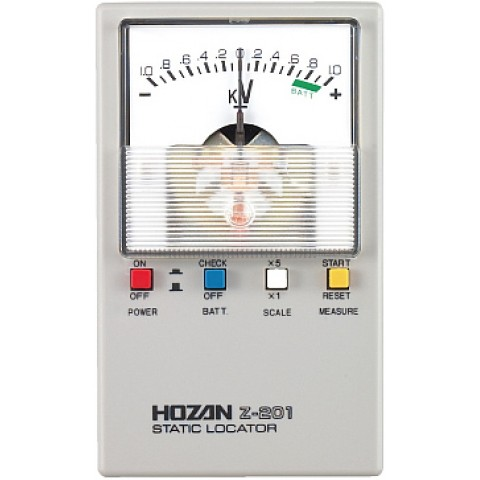 HZ Z201-TA STATIC LOCATOR WITH CALIBRATION CERT