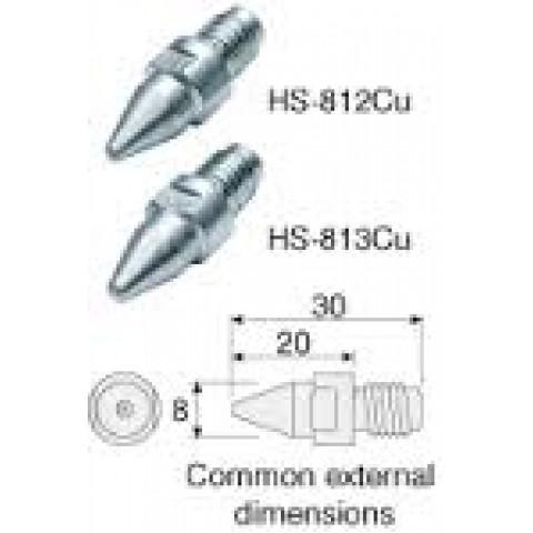 HZ HS812CU NOZZLE SET FOR HS801