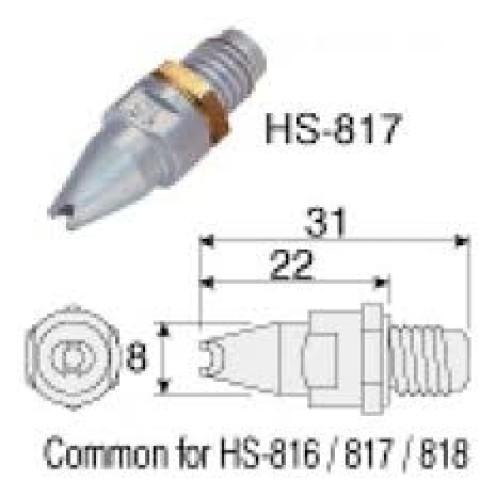 HZ HS817 NOZZLES FOR HS801-100V/230v