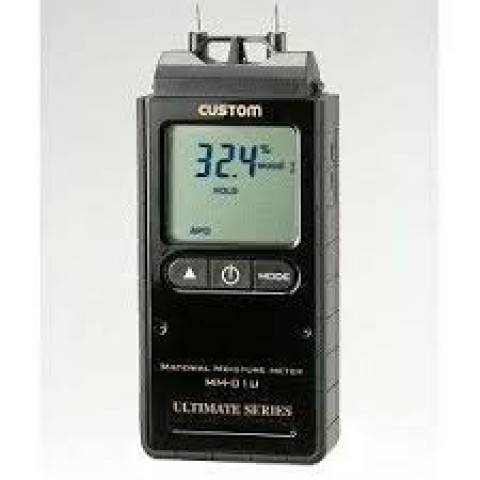 CM MM-01U Digital Material Moisture Meter Pocket Size