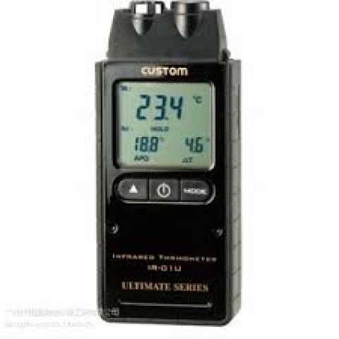 CM IR-01U Digital Infrared Thermometer Pocket Size