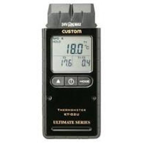 CM KT-02U Digital Thermometer K Type 2ch Pocket Size