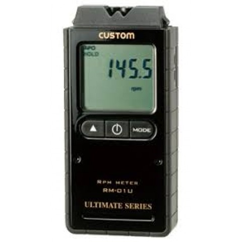 CM RM-01U  Digital RPM Meter Tachometer Pocket  SIZE